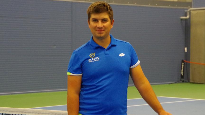 Picture of Artūras Gotovskis