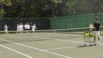 Teniso treniruotės suaugusiems